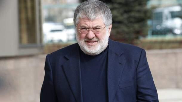 Ігор Коломойський: Лондонський суд заарештував кошти олігарха