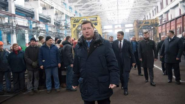 Станислав Ежов работал с Владимиром Гройсманом еще со времен его председательства в ВР