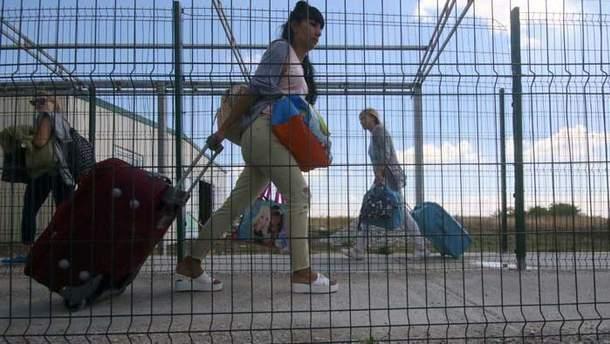Россия построит 50-километровый забор между Украиной и аннексированным Крымом