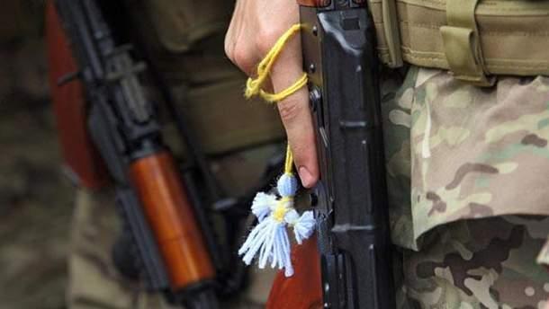 Украинские военные понесли потери на фронте