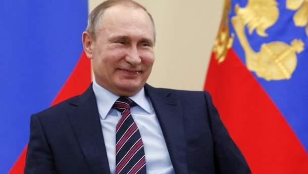 Путин - абсолютный политический отморозок