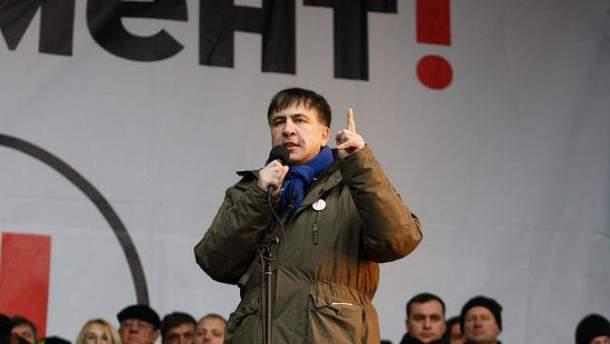 Саакашвили сделал себе плохой пиар