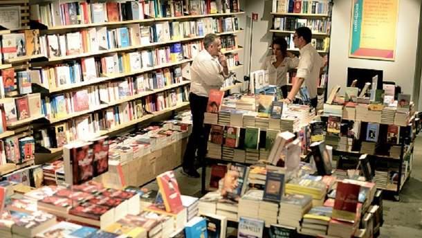 Країни-лідери книговидавнтицтва