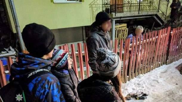 Дети задержали вора в Ивано-Франковске