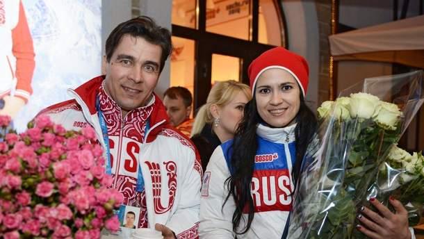 Альберт Демченко та Тетяна Іванова більше не срібні призери Олімпіади