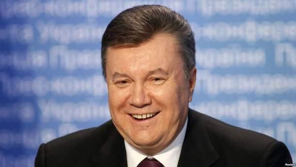 Наличие денег у Януковича в Швейцарии не доказано