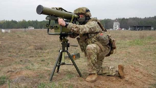 США погодилися надати Україні оборонне озброєння