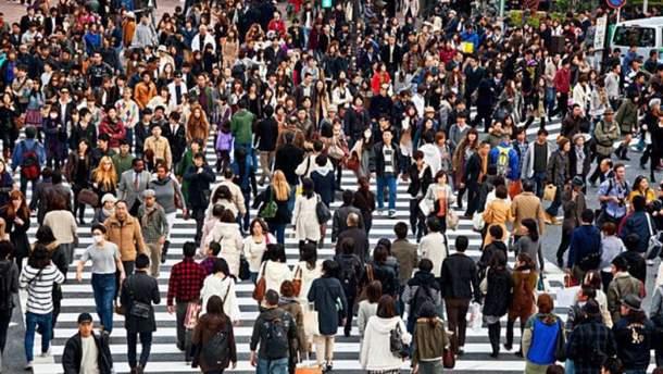 Населення Землі
