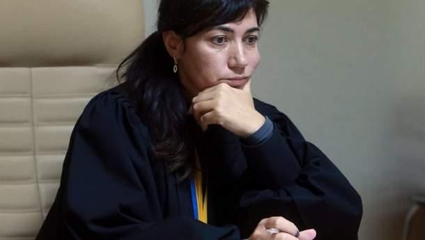 Вища рада правосуддя відкрила справу проти судді Лариси Цокол