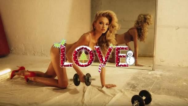 Ромі Стрейд для Love Magazine
