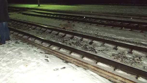 Мати з сином потрапили під потяг на Рівненщині