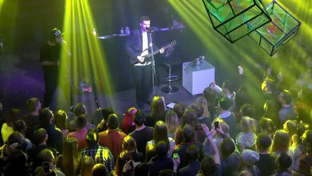 Концерт Noize MC у Києві 20 грудня
