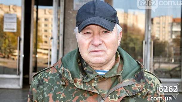 Николай Черёмухин