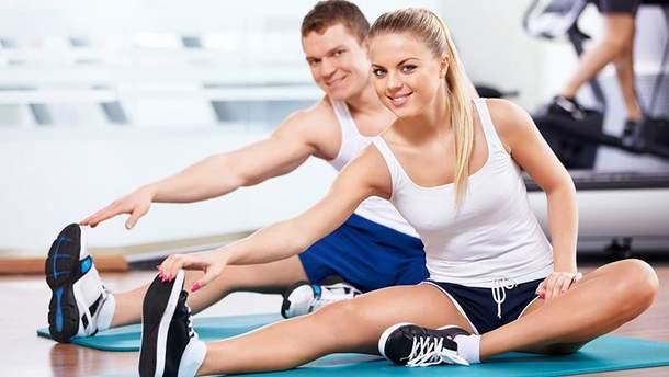 Сексом физические упражнения