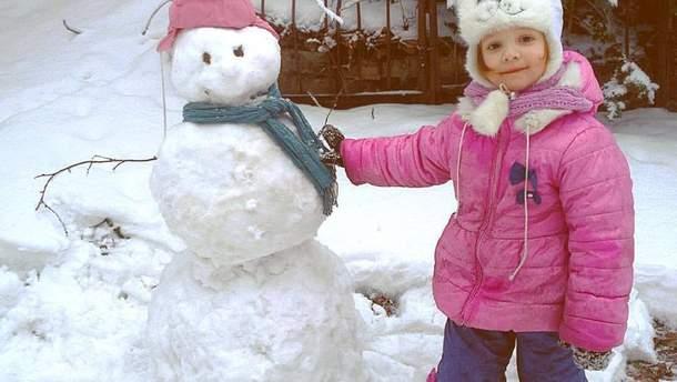 Вихідні і канікули взимку 2018 з дітьми  практичні поради 992dfa1686d94