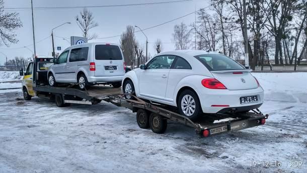 На автомобили из Евросоюза снижена пошлина