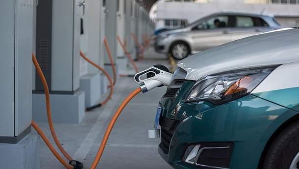 Электромобили в Украине 2018