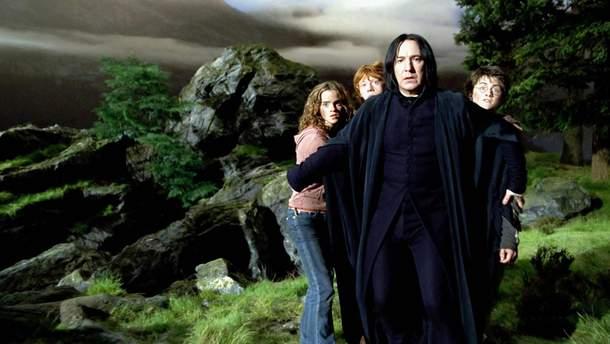 """Кадр з фільму """"Гаррі Поттер і в'язень Азкабану"""""""