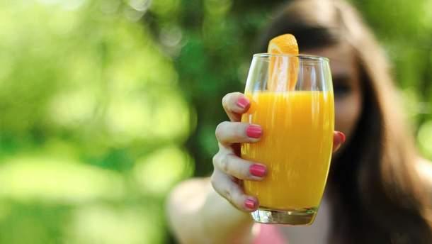 Чи можна пити вранці апельсиновий сік: пояснення дієтологів