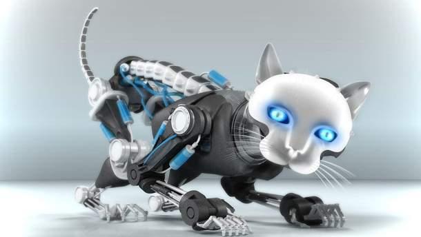 Американці розробили кішку-робота