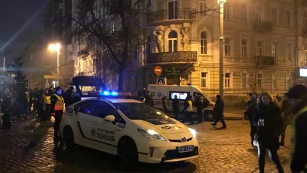 Новогодние празднования в Украине прошли без значительных нарушений
