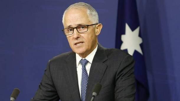 """Малкольм Тернбулл не спростував інформацію про причетність Австралії до """"російського розслідування"""""""