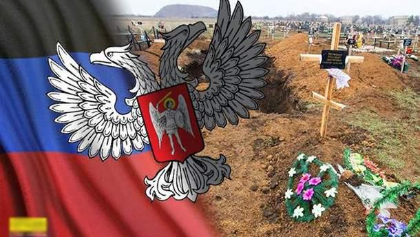 Втрати бойовиків на Донбасі 2018 рік