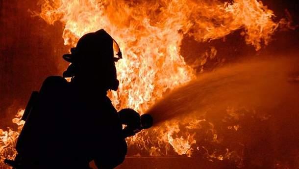 1 января в Украине в пожарах погибли 16 человек