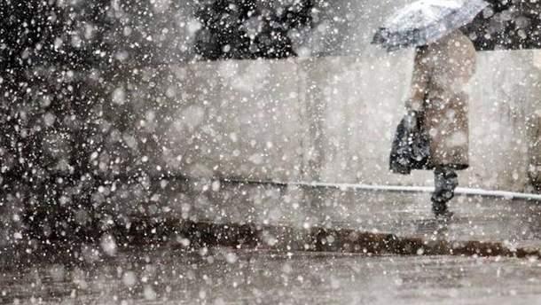 Прогноз погоди на 3 січня