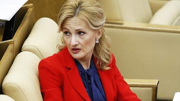 Празднование дня рождения Бандеры в Украине прокомментировала Ирина Яровая