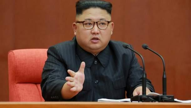 Ким Чен Ын выразил готовность к переговорам с Северной Кореей по участию КНДР в Олимпиаде-2018