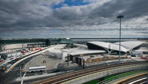 Аэропорт Кеннеди в Нью-Йорке