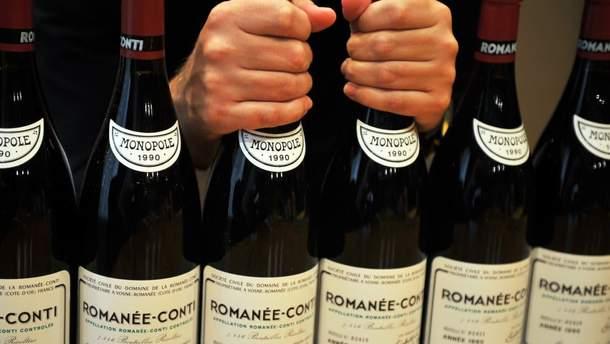 Росіянина у Франції ув'язнили за підробку дорогого вина: як в Європі борються із фальсифікатом