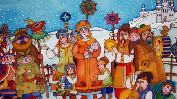 Щедривки для детей 18 января 2019 - текст щедривок на русском языке