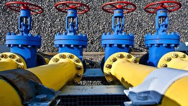 Транзит газа в Украину вырос