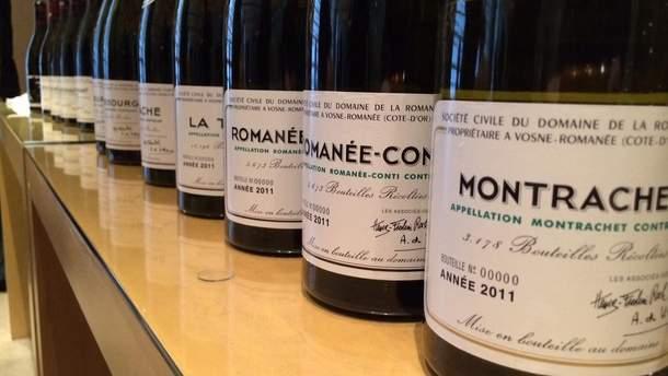 Россиянина во Франции посадили за подделку дорогого бренда вина