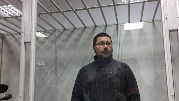 Станіслав Єжов звільнений з Кабінету Міністрів