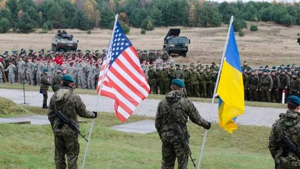 Американська зброя для України