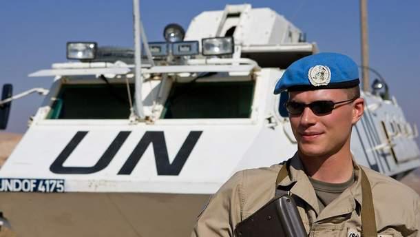 Миротворчого контенгенту ООН найближчим часом на Донбасі не буде?