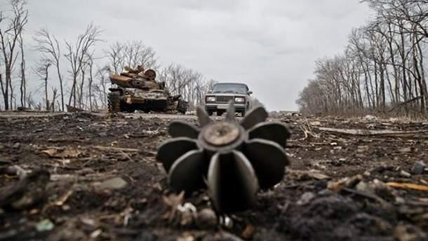 В ОБСЄ зафіксували понад 350 вибухів на Донбасі