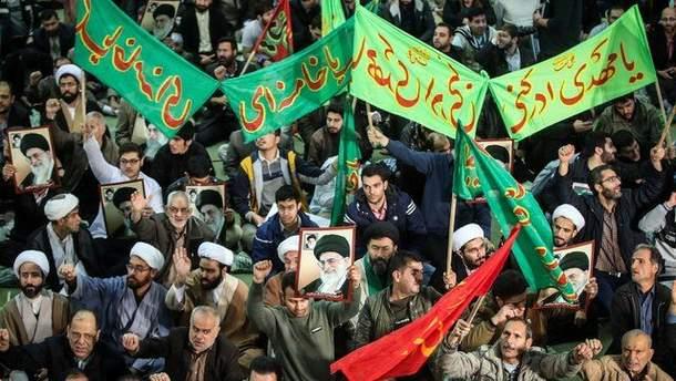 Протести в Ірані можуть перерости у велику хвилю демонстрацій із непередбаченими наслідками