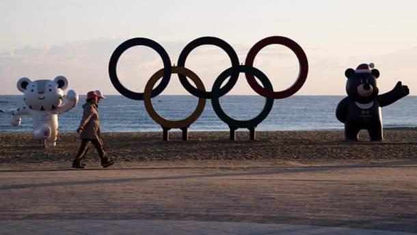 Олимпиаду-2018 будут транслировать в Украине
