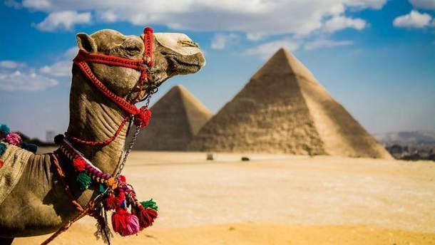 МЗС радить українцям не їхати на відпочинок у Єгипет