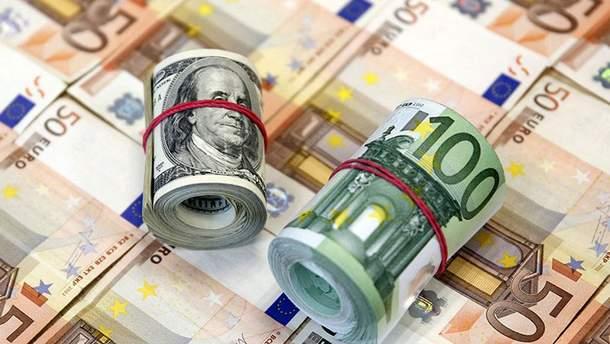Наличный курс валют 3 января в Украине