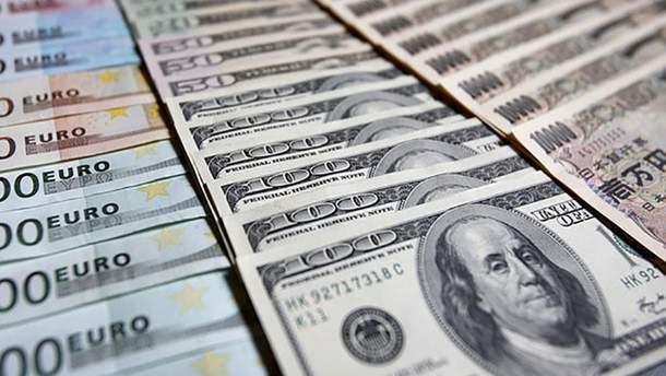 Курс валют НБУ на 4 января