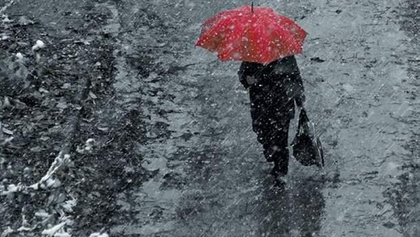 Прогноз погоды в Украине на 4 января