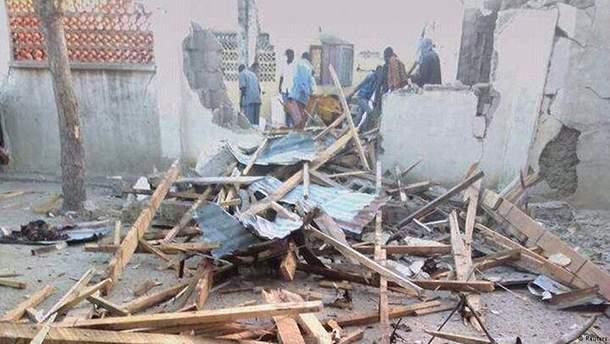 У Нігерії терорист підірвав себе в мечеті