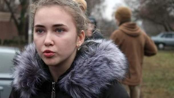 Донька Ноздровської розповіла про напад на себе