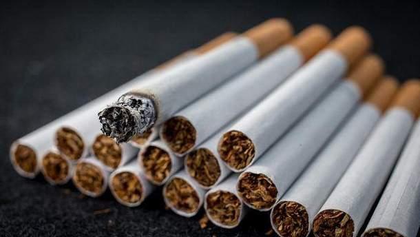 Цигарки подорожчають у 2018 році