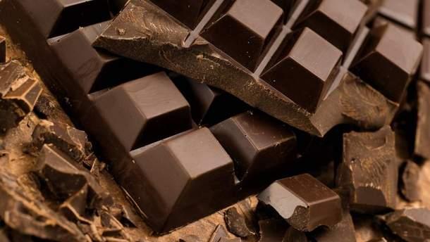 Новые требования к качеству шоколада в Украине